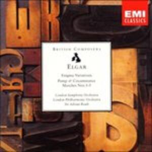 Enigma Variations - CD Audio di Edward Elgar