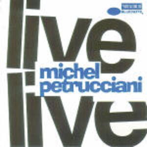 CD Live Michel Petrucciani