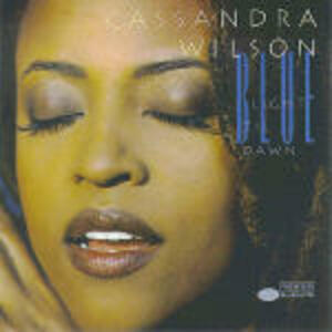 CD Blue Light 'til Dawn Cassandra Wilson