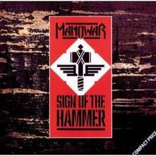 Sign of the Hammer - CD Audio di Manowar