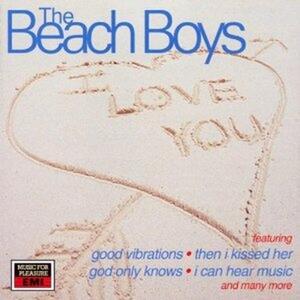 I Love You - CD Audio di Beach Boys