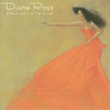 The Greatest Hits Live - CD Audio di Diana Ross