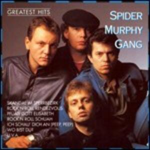 Greatest Hits - CD Audio di Spider Murphy Gang