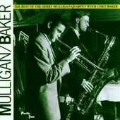 CD The Best of Gerry Mulligan with Chet Baker Chet Baker Gerry Mulligan