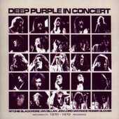 CD In Concert 1970/1972 Deep Purple