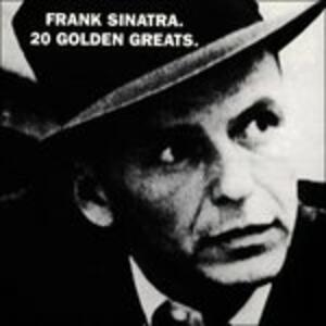 Twenty Golden Greats - CD Audio di Frank Sinatra