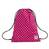 Cartoleria Borsa a sacchetta Easy Pack Smart Invicta Accessories. Raspberry Dots Invicta