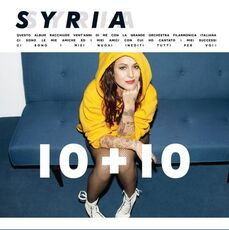 CD 10+10. Copia Autografata Syria