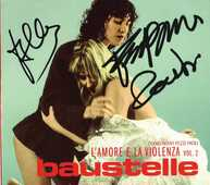 CD L'amore e la violenza vol.2. Copia Autografata Baustelle