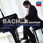 CD Il clavicembalo ben temperato. Libro I. Copia Autografata Johann Sebastian Bach Ramin Bahrami