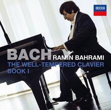 Il clavicembalo ben temperato. Libro I. Copia Autografata - CD Audio di Johann Sebastian Bach,Ramin Bahrami