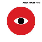 Vinile Privé. Copia Autografata Avion Travel
