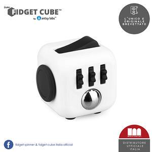 Fidget Cube Bianco - Nero