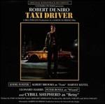 Cover CD Colonna sonora Taxi Driver