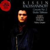 CD Concerto per pianoforte n.2 Sergei Vasilevich Rachmaninov Evgeny Kissin Valery Gergiev