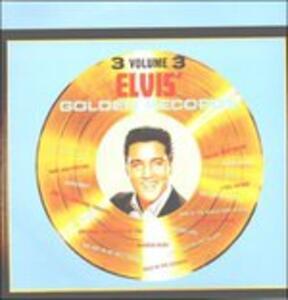 Golden Records 3 - Vinile LP di Elvis Presley