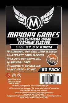 Bustine Premium Chimera Mayday 50 (57,5x89)