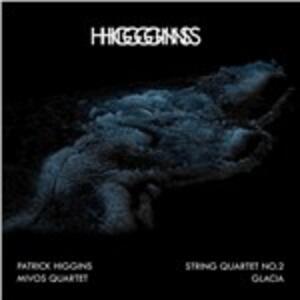 String Quartet n.2 - Vinile LP di Patrick Higgins