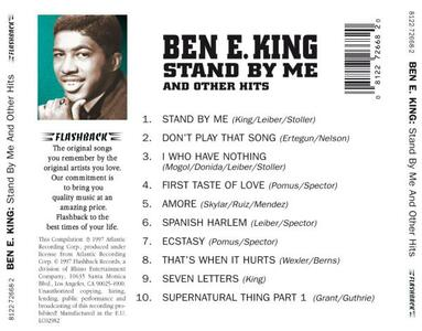 Stand By Me & Other Hits - CD Audio di Ben E. King - 2