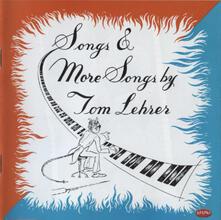 Songs & More Songs - CD Audio di Tom Lehrer