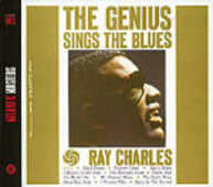 CD The Genius Sings the Blues Ray Charles