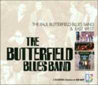 CD Blues Band-East West Paul Butterfield (Blues Band)
