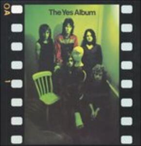 The Yes Album - Vinile LP di Yes