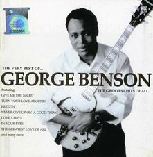 The Very Best of...The Greatest Hits of All - CD Audio di George Benson