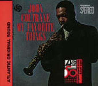 CD My Favorite Things John Coltrane