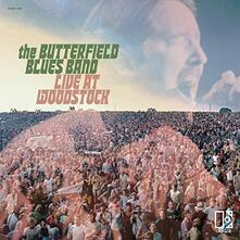 Live at Woodstock - Vinile LP di Paul Butterfield (Blues Band)