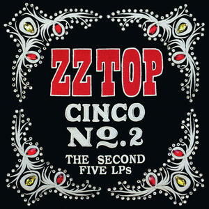 Cinco No.2: The Second Five LPs - Vinile LP di ZZ Top