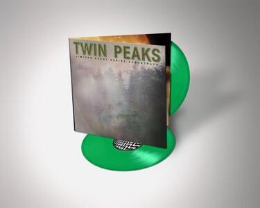 Twin Peaks. Score (Colonna Sonora) - Vinile LP - 2