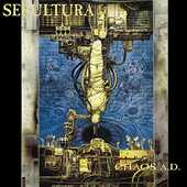 Vinile Chaos A.D. Sepultura
