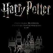 Vinile Harry Potter I-IV (Colonna Sonora)
