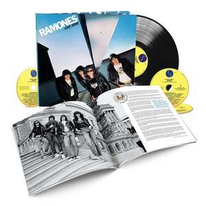 Leave Home - Vinile LP + CD Audio di Ramones - 2