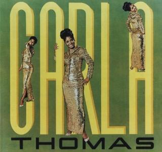 Carla - Vinile LP di Carla Thomas