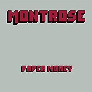 Paper Money - Vinile LP di Montrose