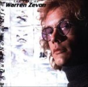 A Quiet Normal Life. The Best - Vinile LP di Warren Zevon