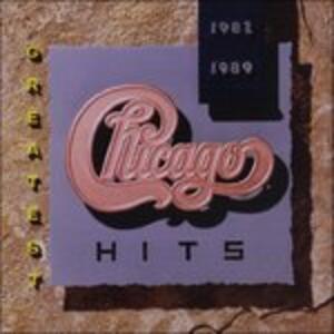 Greatest Hits 1982-1989 - Vinile LP di Chicago