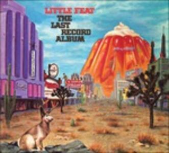 The Last Record Album - Vinile LP di Little Feat