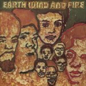 Earth Wind & Fire - Vinile LP di Earth Wind & Fire