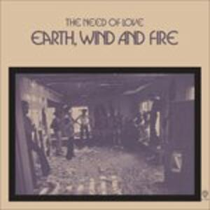 The Need of Love - Vinile LP di Earth Wind & Fire