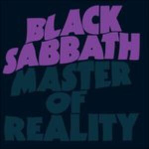 Master of Reality - Vinile LP di Black Sabbath
