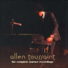 The Complete Warner Bros Recordings - CD Audio di Allen Toussaint