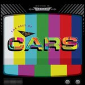 Moving in Stereo. The Best of - Vinile LP di Cars