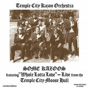 Some Kazoos - Vinile 7'' di Temple City Kazoo Orchestra