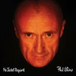 No Jacket Required - Vinile LP di Phil Collins