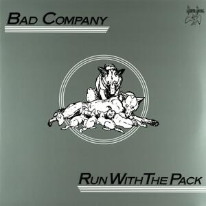 Run with the Pack - Vinile LP di Bad Company