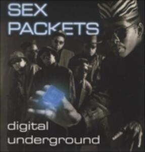Sex Packets - Vinile LP di Digital Underground