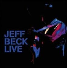 Live - CD Audio di Jeff Beck